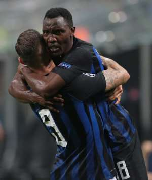 Q&A: Kwadwo Asamoah Speaks On Inter Milan Experience, His Favourite African Players