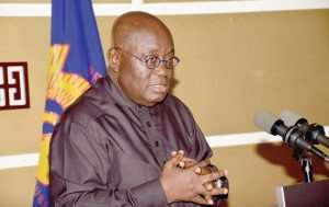 Akufo-Addo Disturbed By Accra Mall Ceiling Collapse