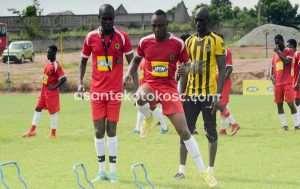 Asante Kotoko Gears Up For Black Stars Friendly [PHOTOS]
