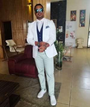 Van Vicker calls for peace in the wake of Sarkodie and Shatta Wale 'beef'