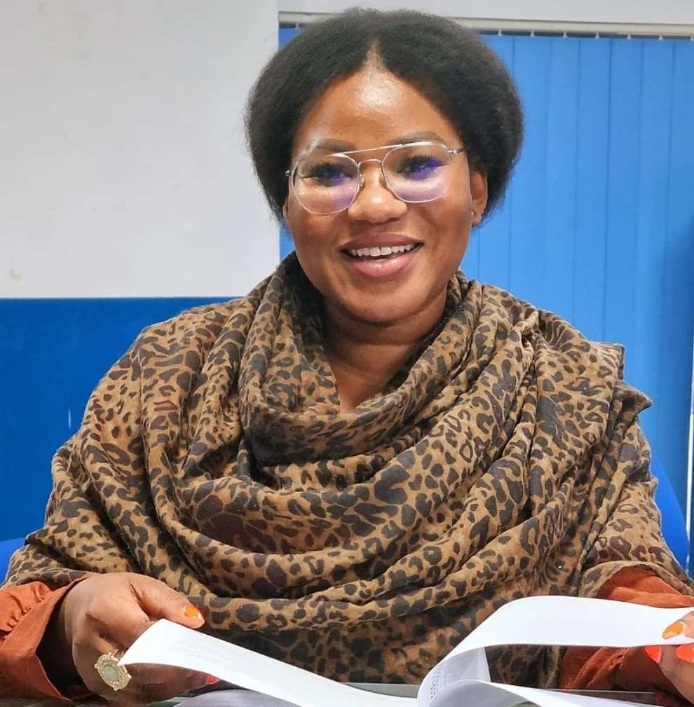 Senior Nutrition Officer and Project Manager at the AUDA-NEPAD, Ms. Kefilwe Moalosi