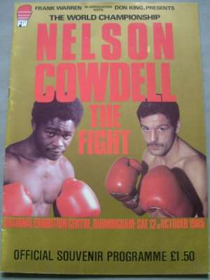 Today In History: Azumah Nelson Stops Pat Cowdell To Defend WBC Title