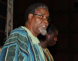Prof Kofi Anyidoho