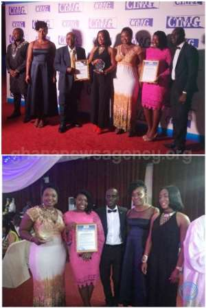 Africa World Is 'CIMG Domestic Airline of The Year 2016'