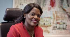 Ghana Vodafone CEO Yolanda Cuba Is In A Relationship With A Ghanaian