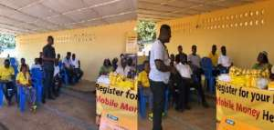 GH¢37 Million Injected Into 142 Projects By Courtesy Of MTN