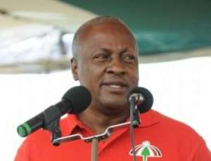 2020 Elections Is For NDC--Mahama