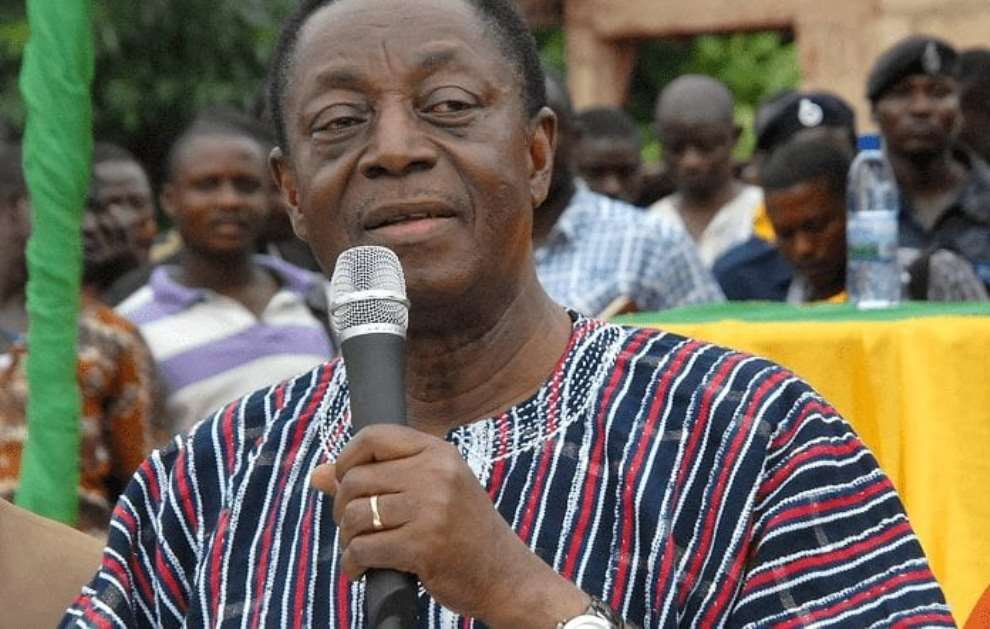 Give way for powerful metaphor, workaholic, tenacious Duffour to propel NDC in 2024 — NDC group