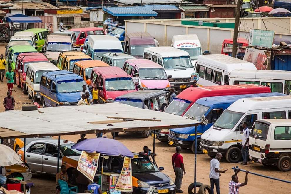 We are sorry for believing in the lies of 'black and white' Akufo-Addo and voting you out — Driver union to Mahama