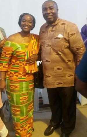 Ghanaians In France Welcome Ambassador Anna Bossman