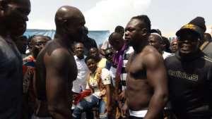 Boxing: Bukom Banku, Bastie Samir Make Weight, Ready For Saturday's Blockbuster