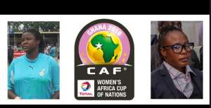 Ghana legends, Bayor and Sulemana to assist in AWCON draw