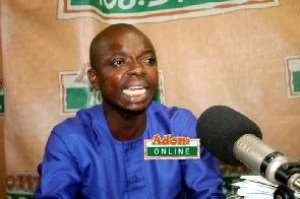 Kwame Baffoe otherwise known as Abronye DC