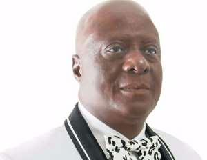 Dr Felix Anyah – CEO of Korle-Bu Teaching Hospital