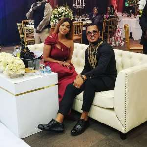 Van Vicker Attends D.A.D. Movie Premiere & Wema Sepetu's Birthday Party in Tanzania
