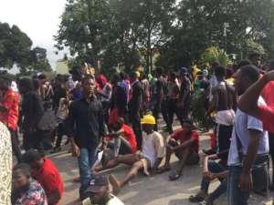 NUGSA –UK Condemns KNUST Students Brutality