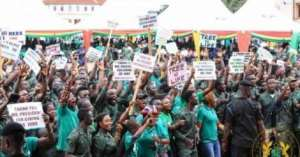 Afforestation Youth Salaries Cut Down From GHC1,200 To GHC700