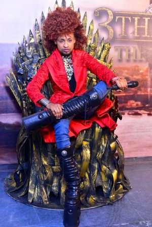 Stunning Photos of Faithia Balogun, Yaw, Denrele Edun, Iyabo Ojo,Seyi Law at 3 Thrones Concert