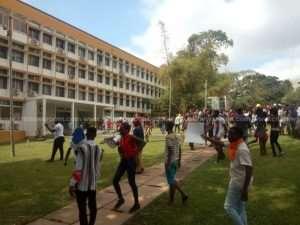Vandalism On KNUST Campus Condemned