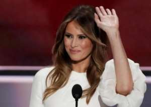 America's First Lady Mrs. Trump Expected In Accra On Tuesday
