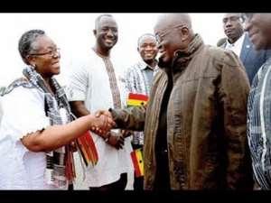 Nana Akufo Addo meets Ghanaians in Berlin - Germany
