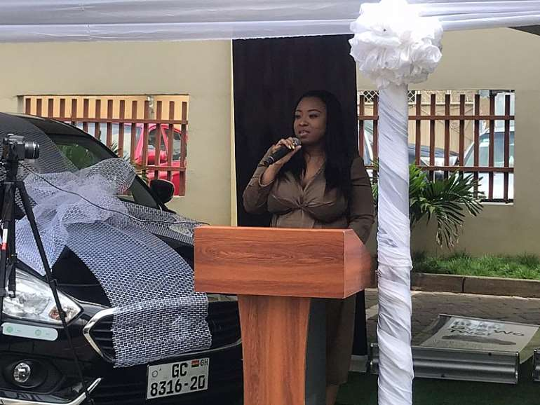 Uber country manager, Ghana, Jessica Poku