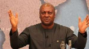 John Mahama Weeps Over NDC Abandoned Projects