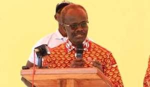 Founder, Group Ndoum; Paa Kwesi Ndoum