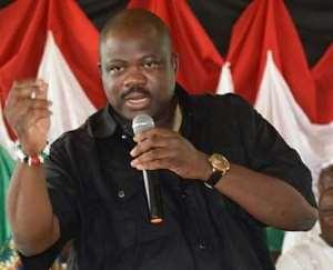 Mr Joshua Hamidu Akamba
