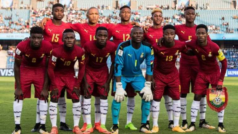 Ghana beat Colombia in Group A opener