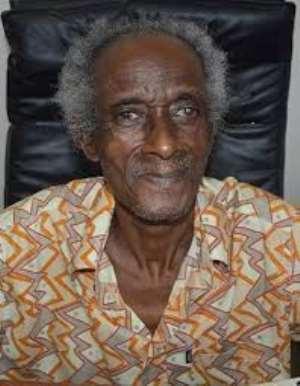 Professor James Anquandah
