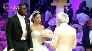 Photos: Benny Hinn Officiates Wedding Of Pastor Chris' Daughter