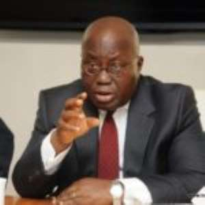 'I've Resolved Energy Crisis, Come & Invest In Ghana' - Akufo-Addo To Investors