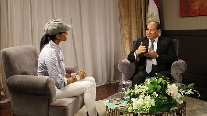 Zuriel Listens to President El Sisi