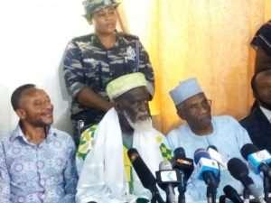 Owusu Bempah Apologises to Chief Imam