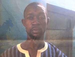 Suspect Zakariah