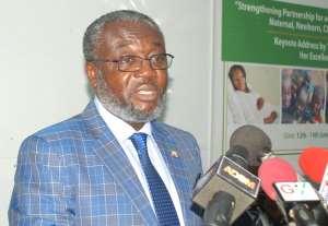 Dr. Nsiah Asare