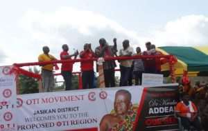 Committee inaugurated to campaign for Oti Region