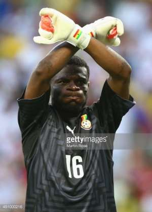 Ghana goalkeeper Fatau Dauda: The Black Stars will play like wounded lions