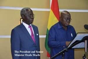 NDC LEFT 72% DEBT TO GDP … Says Yaw Osafo Maafo