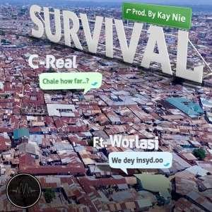 Video: C-Real - Survival ft. Worlasi