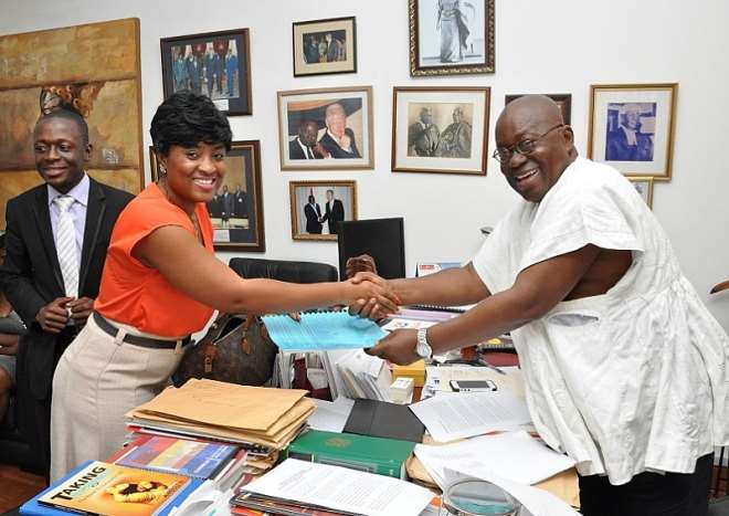 H. E. Nana Addo's Office 3
