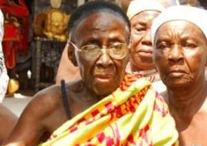 Kumasi residents warned to stay indoors for Asantehemaa's funeral