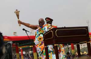 Saint Akufo-Addo In The Web Of The Moral Shame Of New-Age Plagiarism