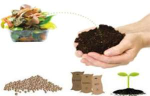 How to Recycle Organic Wastes for Fertilizer