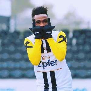 Samuel Tetteh Scores For LASK Linz In Austrian Cup Win