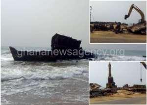 Environmental Protection Agency To Stop Ship Breaking Activity At Dzita
