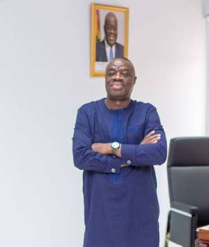 Mohammed Awal Is 2018 Best Performing Minister