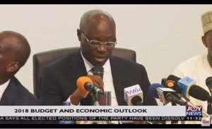 Minority Predicts Doom....'2018 Budget Cannot Create Jobs'