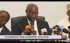 Minority Predicts Doom....'2018 Budget Cannot Create Jobs'